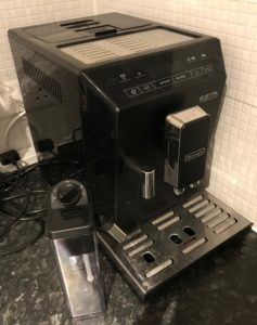 Delonghi ECAM44.660.b Eletta bean to cup coffee machine